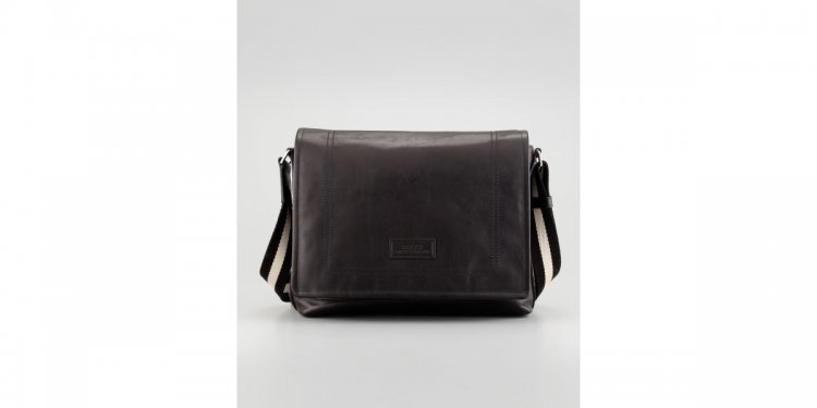 Bally mens messenger