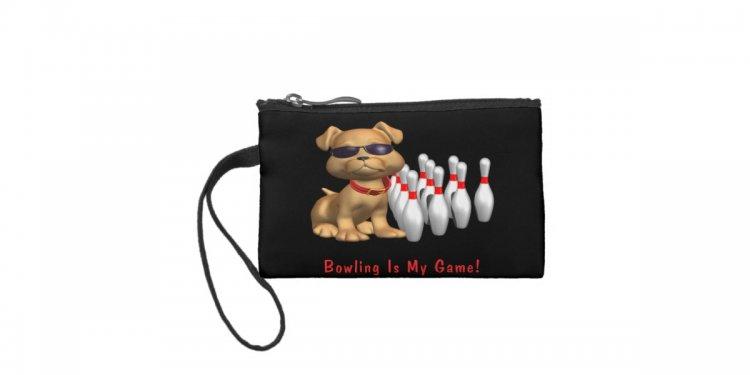 Bowling Purse De De