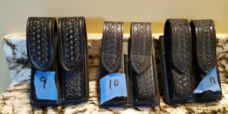 Some mag pouches for sale