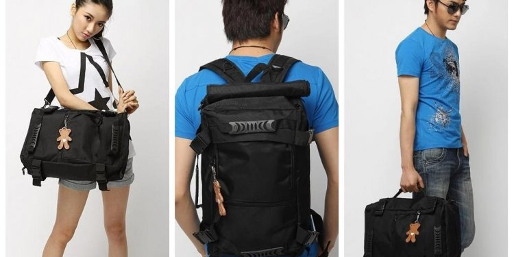 Hiking Backpack Bag Sling Bag