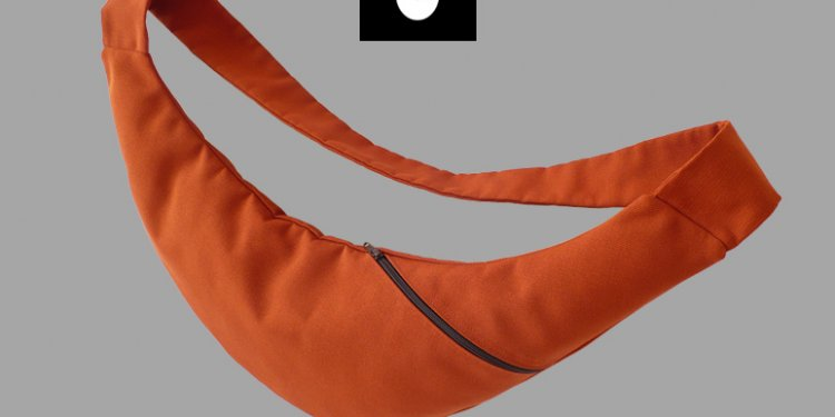 Orange Classic Canvas Kervy Bag