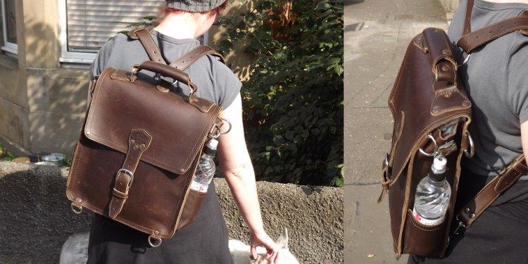 Saddleback Leather messenger
