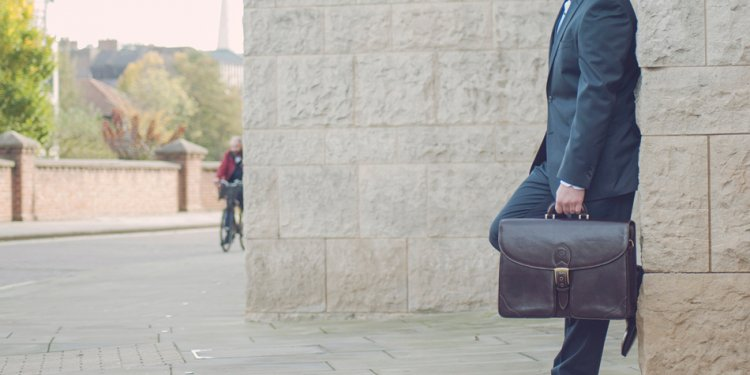 #24 Leather Briefcases For Men