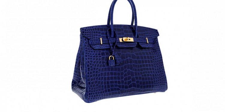Women Enter Luxury Hermes