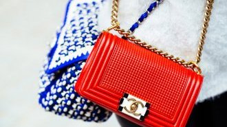 Chanel Small Boy Bag Red