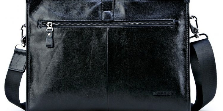 IPad Briefcase Leather