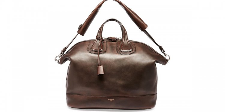 Mens Leather Satchel