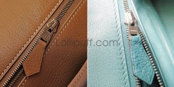hermes zippers verification genuine artificial guide classic modern-day