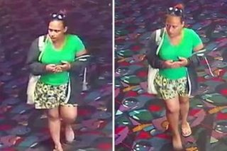 Janell Louisa, 36, had been arrested after she presumably stole a bag from a Staten Island bowling alley after that used the card inside, prosecutors said.
