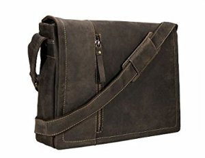leather new laptop bag