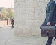 Canvas Briefcases for Men